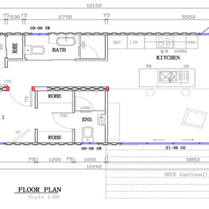 2x40ft-2Bedroom-Home_01